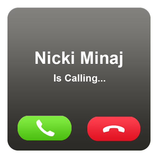 Call Prank Nicki Minaj APK