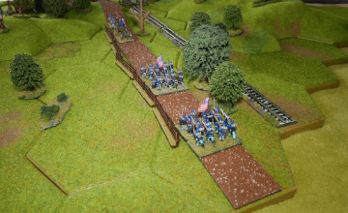 2nd Brigade enter play