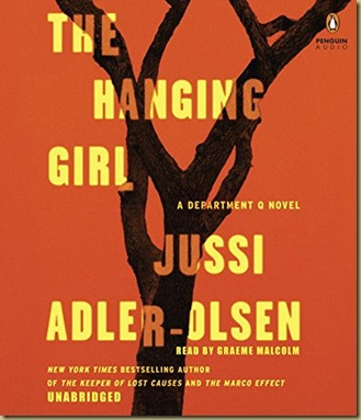 The Hanging Girl by Jussi Adler-Olsen - Thoughts in Progress