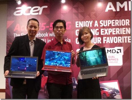 Acer Aspire E5-552G AMD A10-8700P
