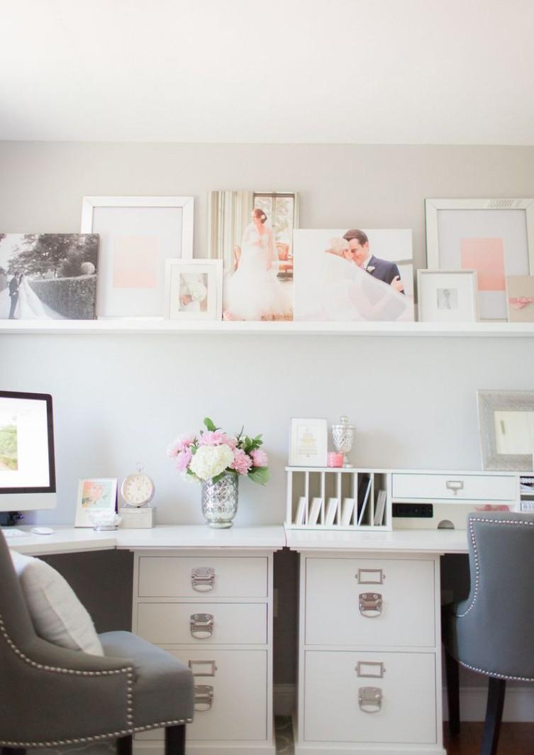 12 IDEA SMALL OFFICE HOME OFFICE ( SOHO ) YANG MENARIK DAN PRAKTIKAL