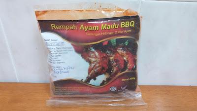 Rempah Ayam Madu BBQ