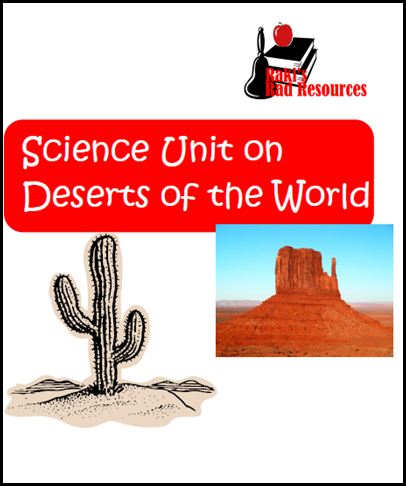 How much student choice do students have in your classroom? This blog post will explain how to give students choices while still exposing them to new topics. Opinions by Heidi Raki of Raki's Rad Resources. - deserts of the world science unit