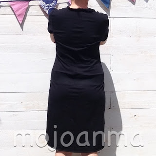 Rücken, Kleid, mojoanma