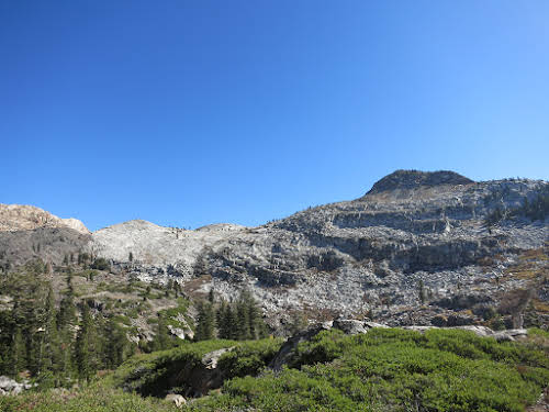 View from Rockbound Pass