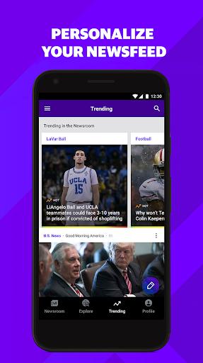 Newsroom: News Worth Sharing screenshot 5