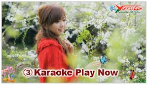 Karaoke:  Xuân Yêu Thương -  Đàm Vĩnh Hưng