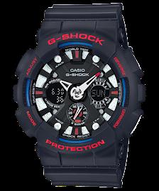 Casio G Shock : GA-120TR
