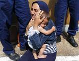 Madre con bimb Ungheria