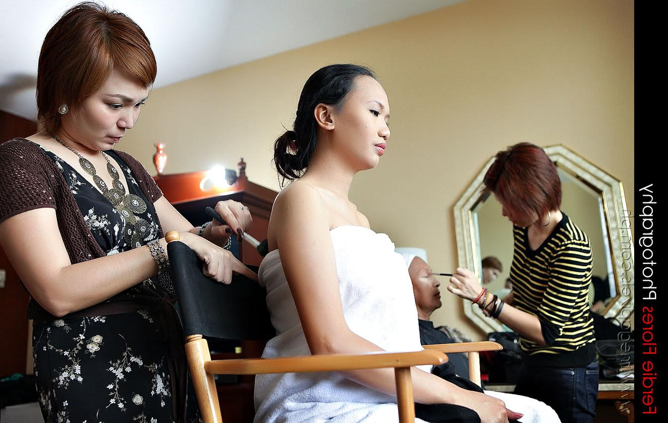 Airbrush Makeup for Weddings
