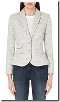 Whistles double faced blazer