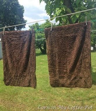 dry bathroom rugs