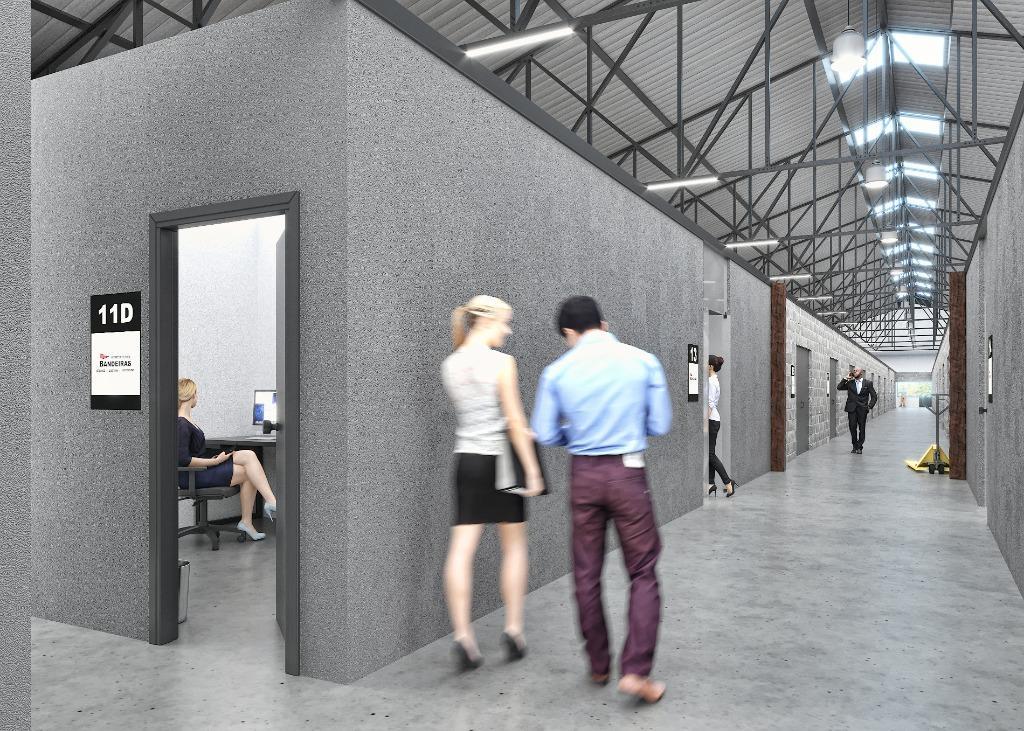 Sala para alugar por R$ 1.700/mês - Protestantes - Votorantim/SP