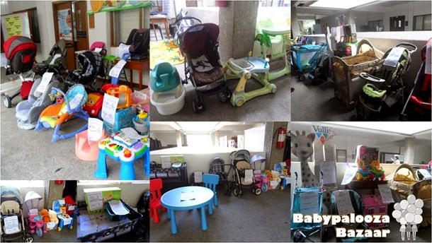 babypalooza bazaar preloved baby stuff philippines