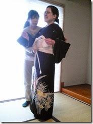 土曜日の他装着付練習でバッチリ (4)