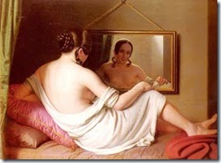 Einsle_Anton_A_Woman_Before_A_Mirro