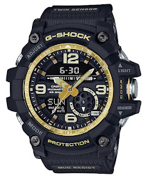 Casio G Shock : GG-1000GB