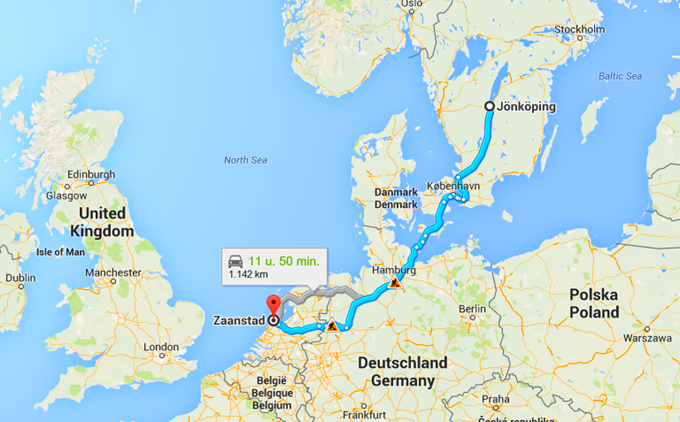 route zweden2