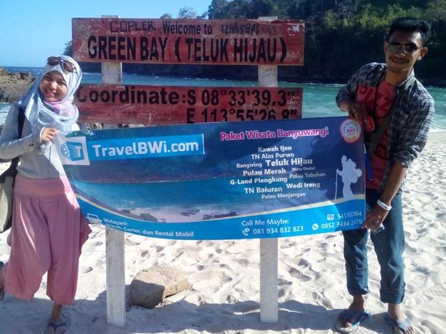 Paket Tour Wisata Teluk Hijau Green Bay Travel BWi Banyuwangi