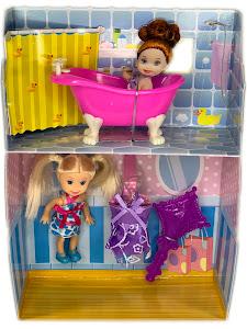 "Кукла ""Kelly"" Набор для купания"