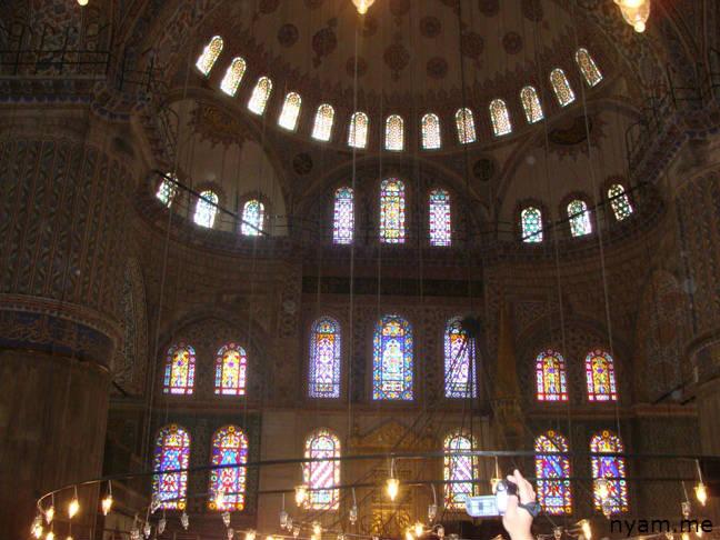 голубая мечеть в стамбуле (5)