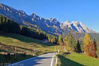 Passo di Cereda (1369m), Ostrampe.