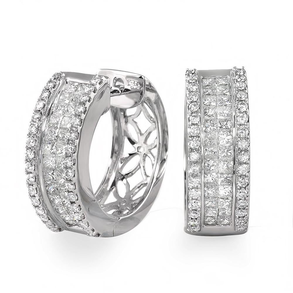 princess cut wedding sets