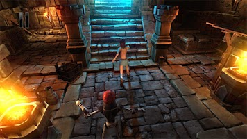 Screenshot of Adventure Tombs Of Eden