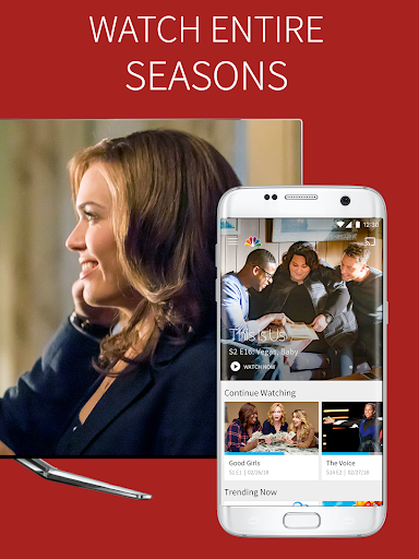 The NBC App - Watch Live TV and Full Episodes screenshot 7