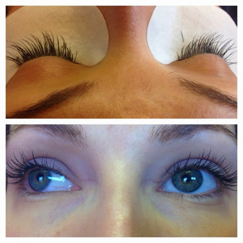 Lully lash indeviduel eyelash extensions