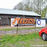 Werkzaamheden nieuw clubgebouw Scouting Pekela in volle gang - Foto's Harry Wolterman