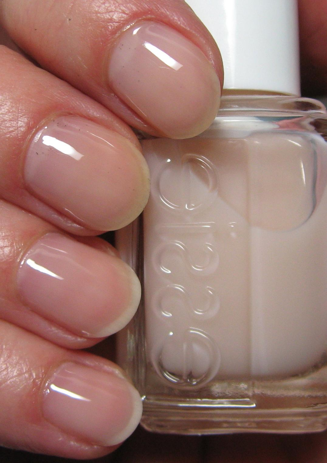 Essie 2010 Wedding Color