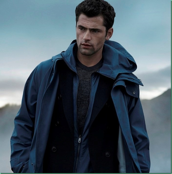 Editorial: Sean O'Pry for Numero Homme FW 2015