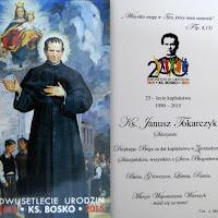 2015-06-21 25-lecie kapłańswa Ks. J. Tokarczyka