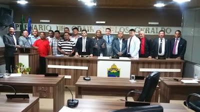 Câmara de Coari aprova projeto que altera lei dos Moto-taxistas