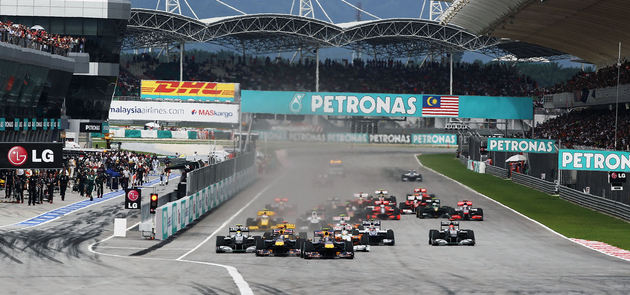 Formula 1 Malaysian Grand Prix 2014 Tickets - Date & Time