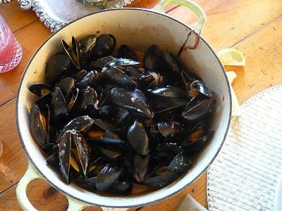 Sambal Mussels