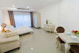 nice and spacious studio in new finished condominium  for sale in Pratumnak Pattaya