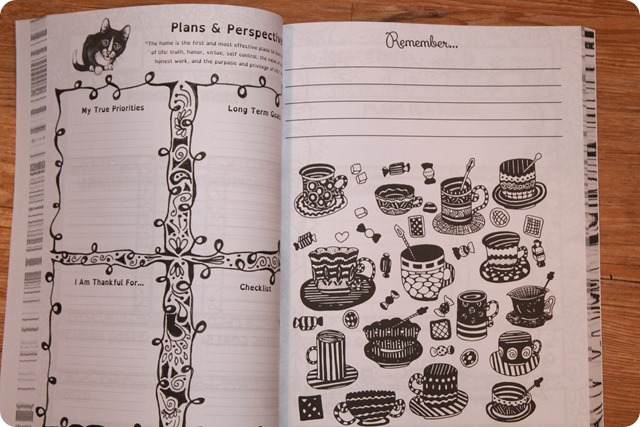 Planbook by The Thinking Tree