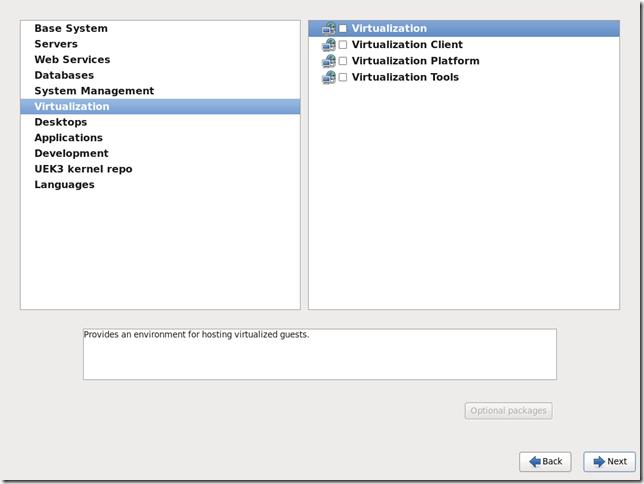 Install OS Screen 31