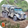 Drive Army Check Post Truck APK for Bluestacks