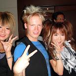 japanese girls at 9LoveJ in Roppongi, Tokyo, Japan