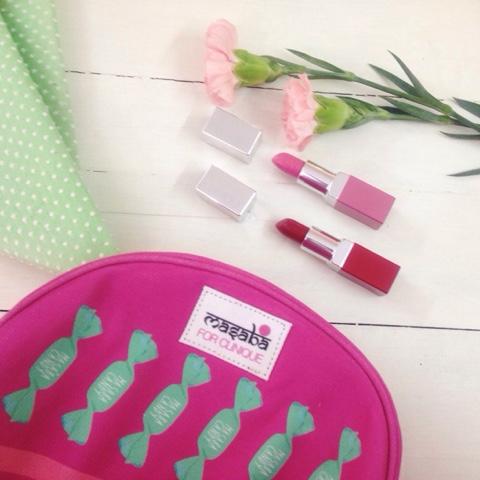 Clinique Pop Lip Colour & Primer - Cherry Pop Sweet Pop