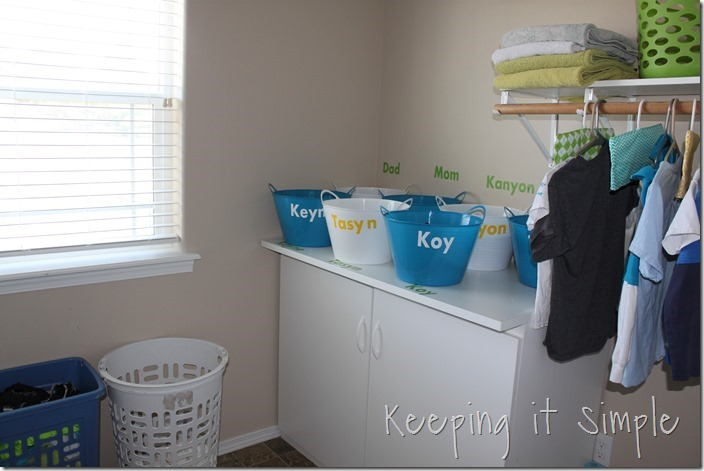 #ad Easy-and-simple-ways-to-organize-your-laundry-room #TotalBleachControl (1)