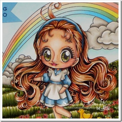 Danni in Rainbow Meadow (7)