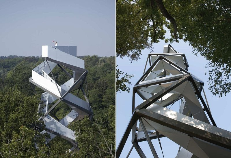 20 most beautiful observation towers amusing planet