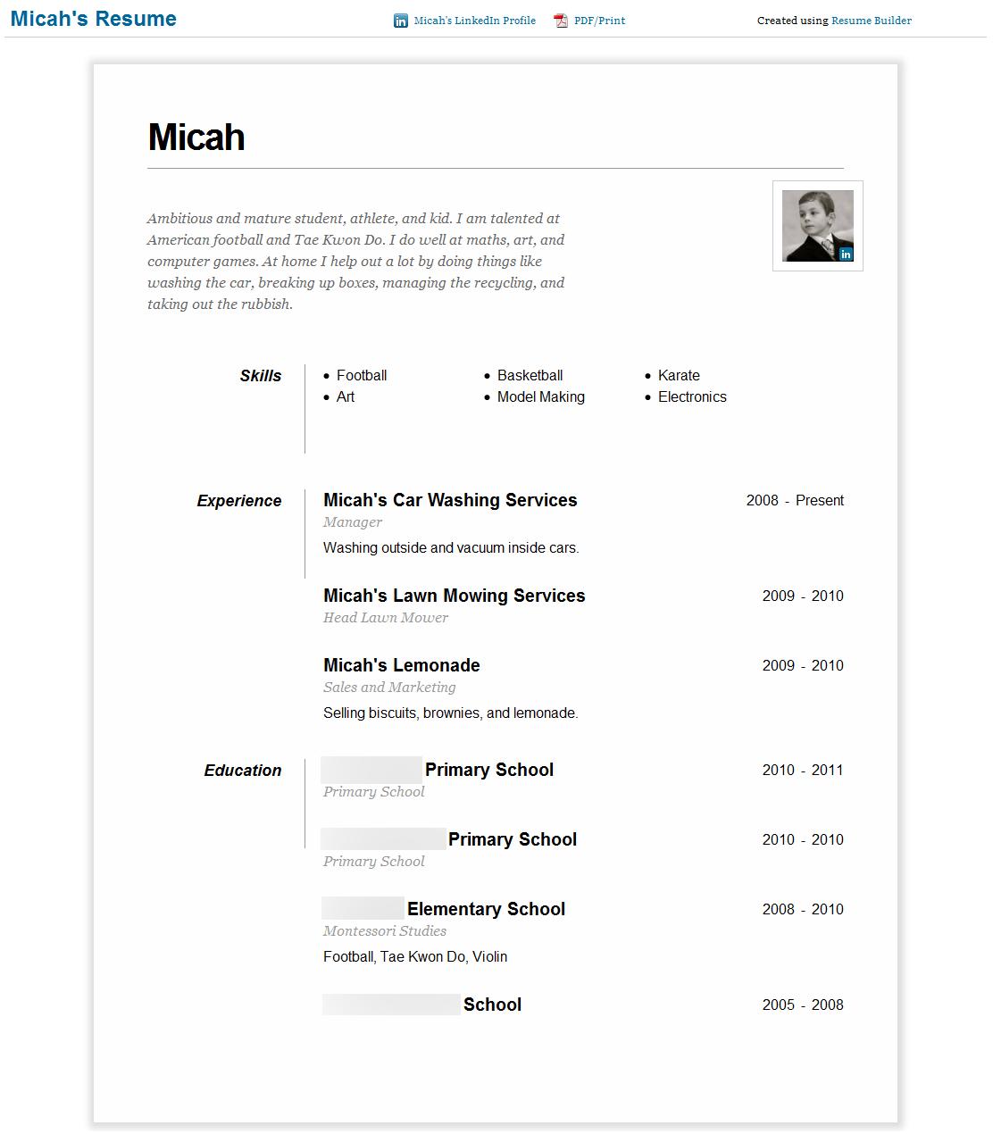 Download Resume Builder | Resume Templates and Resume Builder