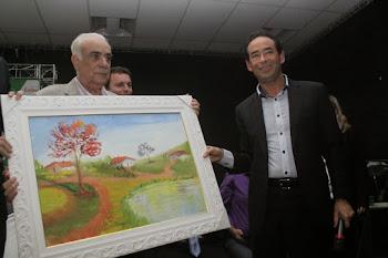 Ministro dos Transportes, Chico Brito e Arteris anunciam obras na Régis Bittencourt