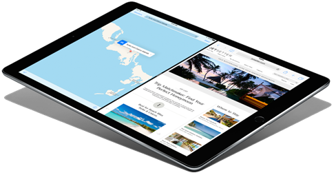 Applen julkaisutilaisuus: Tässä on Apple iPad Pro