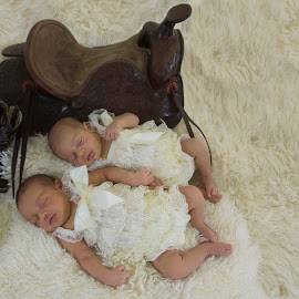 Sleeping Beauties by Donna Cole - Babies & Children Child Portraits